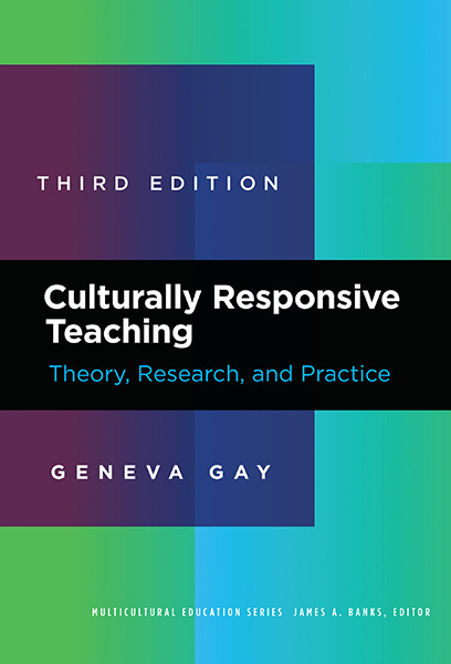 Culturally Responsive Teaching 9780807758762