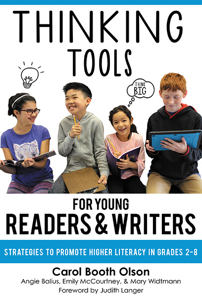 Thinking Tools for Young Readers and Writers