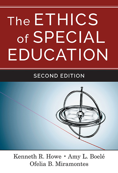 The Ethics of Special Education 9780807758953