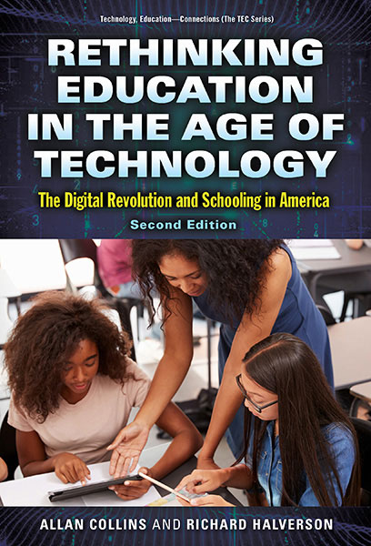 Rethinking Education in the Age of Technology 9780807759066