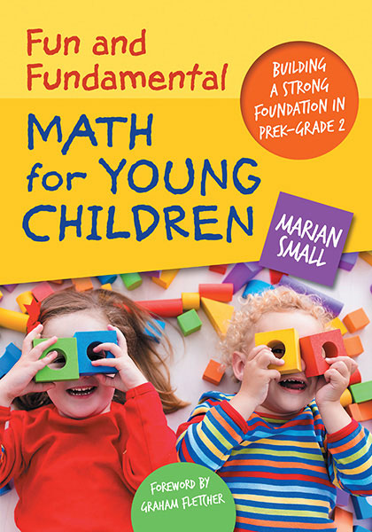 Fun and Fundamental Math for Young Children 9780807759110