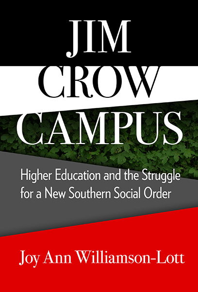 Jim Crow Campus 9780807759127