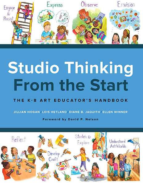 Studio Thinking from the Start 9780807759158