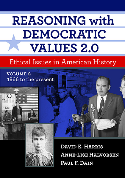 Reasoning With Democratic Values 2.0, Volume 2