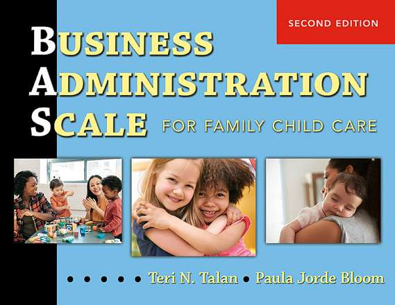Business Administration Scale for Family Child Care (BAS) 9780807759394
