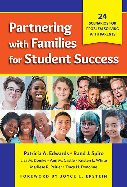 Partnering with Families for Student Success 9780807761175