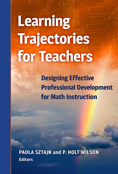 Learning Trajectories for Teachers