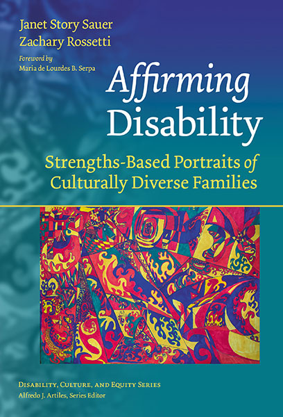 Affirming Disability 9780807763292