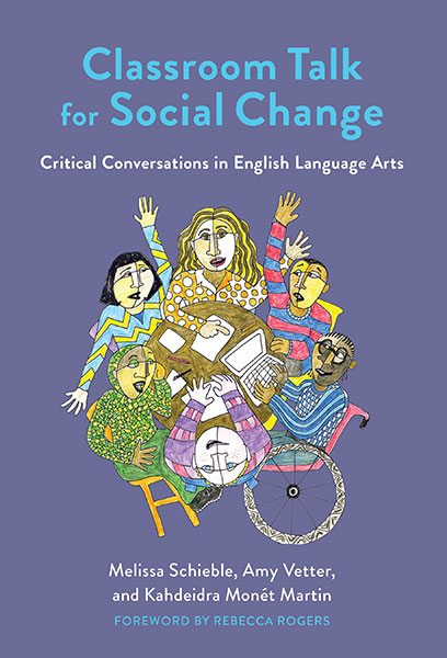 Classroom Talk for Social Change 9780807763483