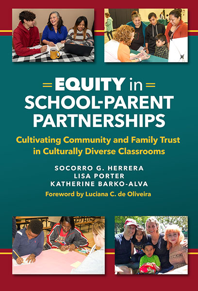 Equity in School–Parent Partnerships 9780807763780