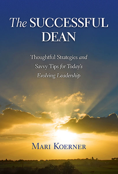 The Successful Dean 9780807763926