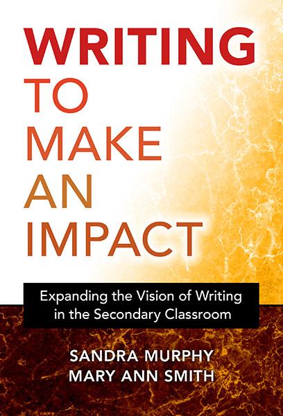 Writing to Make an Impact