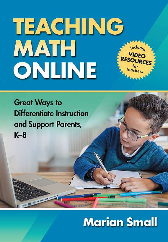 Teaching Math Online 9780807764909