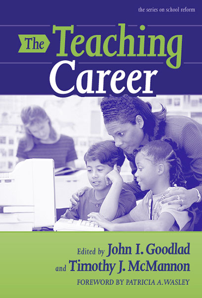 The Teaching Career 9780807774366