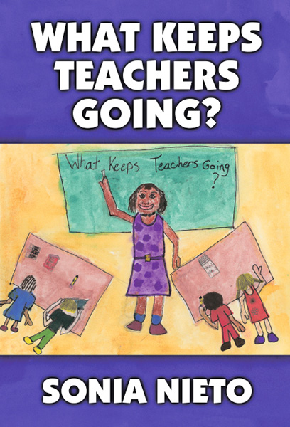What Keeps Teachers Going? 9780807743119