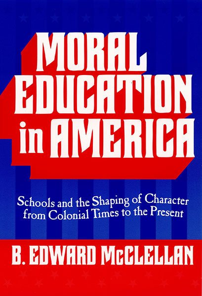 Moral Education in America