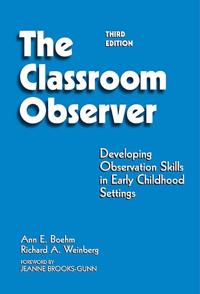 Classroom Observer 9780807776001