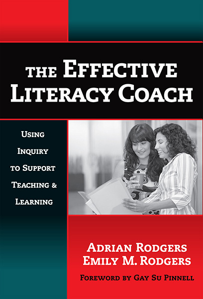 The Effective Literacy Coach 9780807776261