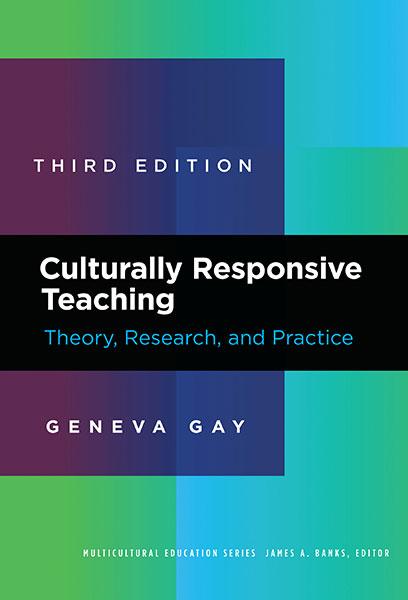 Culturally Responsive Teaching 9780807776704